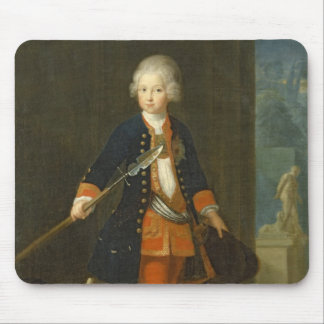 The Crown Prince Frederick II Mouse Pad