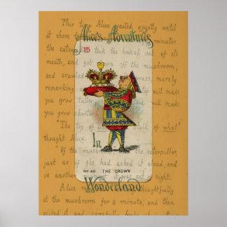 The Crown Print