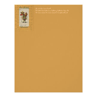 The Crown Stationery Custom Letterhead
