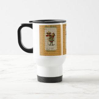 The Crown Travel Mug