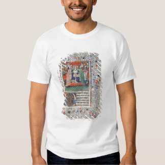 The Crowning of Henry VI (1421-71) at Westminster, T-Shirt