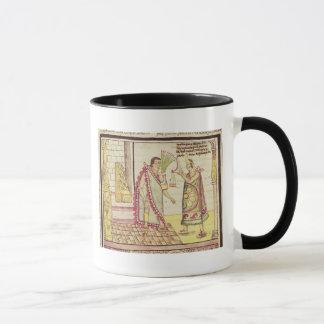 The Crowning of Montezuma II Mug