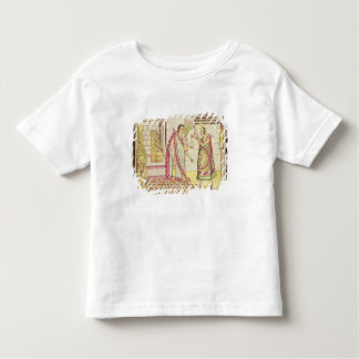 The Crowning of Montezuma II Toddler T-shirt