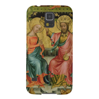 The Crowning of the Virgin, from the right wing Galaxy S5 Cases