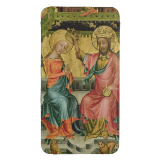The Crowning of the Virgin, from the right wing Galaxy S4 Pouch