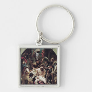 The Crowning with Thorns, 1602 Keychain
