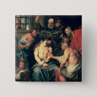 The Crowning with Thorns, 1618-20 Button