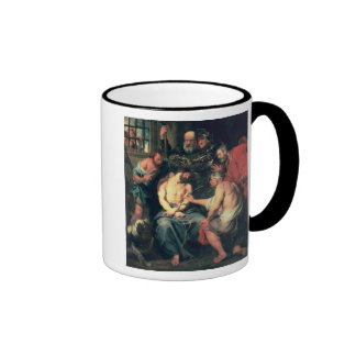 The Crowning with Thorns 1618-20 Coffee Mugs