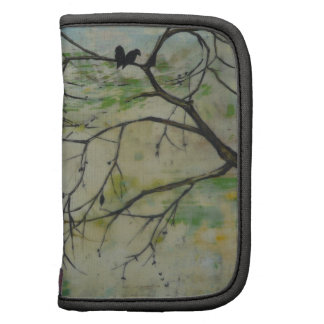 the crows and branches series folio planners