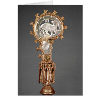 The Crozier of the Abbesses of the Cistercian Card