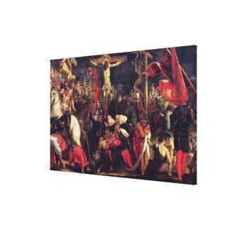 The Crucifixion 2 Canvas Print