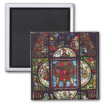 The Crucifixion 2 Inch Square Magnet