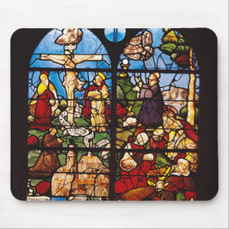 The Crucifixion and the Mount of Olives, 1533 Mouse Pad