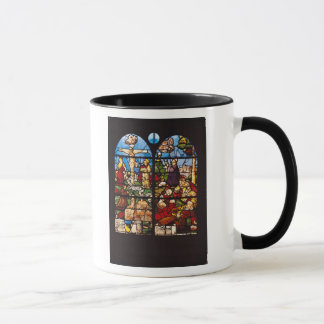 The Crucifixion and the Mount of Olives, 1533 Mug