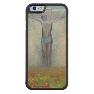 The Crucifixion, c.1910 Carved® Maple iPhone 6 Bumper Case