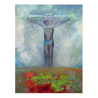 The Crucifixion, c.1910 Postcards