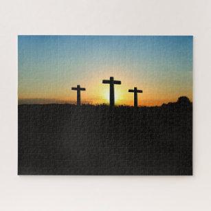 Crucifixion Of Jesus Jigsaw Puzzles | Zazzle