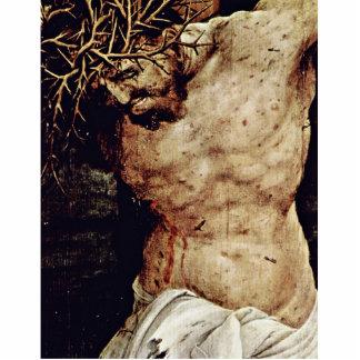 The Crucifixion Detail By Grünewald Mathis Gothart Photo Statuette
