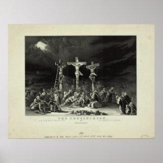 The Crucifixion La Crucificazion La Crucifixio Posters
