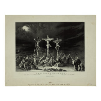 The Crucifixion La Crucificazion La Crucifixion Poster