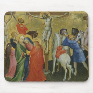 The Crucifixion Mouse Pad