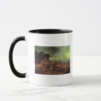 The Crucifixion Mug