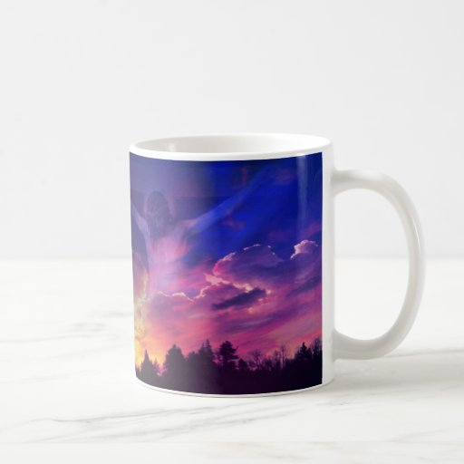 The Crucifixion of Jesus Christ Coffee Mugs