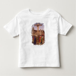 The Crucifixion (oil on panel) Toddler T-shirt