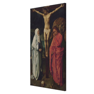 The Crucifixion (panel) 2 Canvas Print
