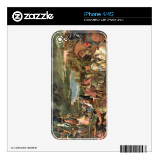 The Crucifixion Skins For iPhone 4S
