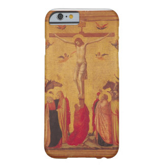 The Crucifixion (tempera on panel) Barely There iPhone 6 Case