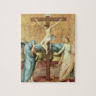 The Crucifixion with the Virgin and St John the Ev Jigsaw Puzzle