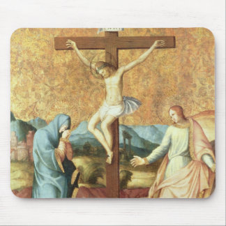 The Crucifixion with the Virgin and St John the Ev Mouse Pad