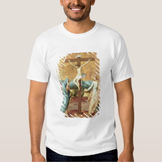 The Crucifixion with the Virgin and St John the Ev T-Shirt