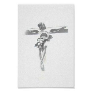 The Crucifixtion Poster