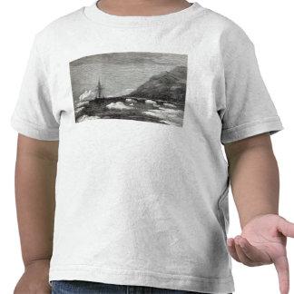 The cruise of the Pandora Shirt