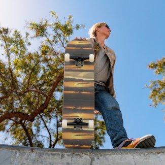 THE CRUISER skateboard