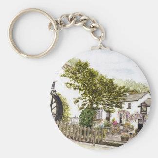 'The Crumplehorn Inn' Keychain