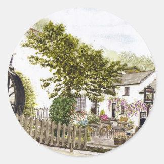 'The Crumplehorn Inn' Sticker