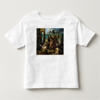 The Crusaders' entry into Constantinople Toddler T-shirt
