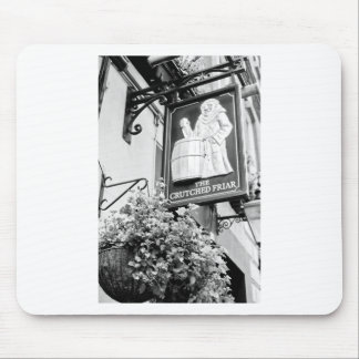 The Crutched Friar pub London Mouse Pad