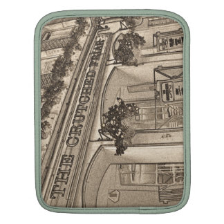 The Crutched Friar Public House Sleeve For iPads