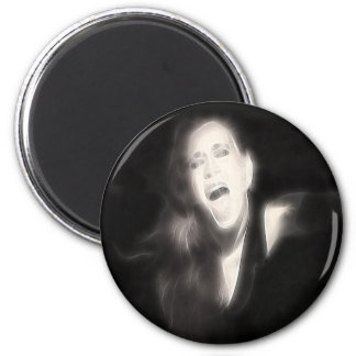 THE CRY 2 INCH ROUND MAGNET