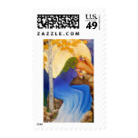 The Cry of Mother Nature, Postage Stamp
