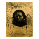 The Crying Spider Post Cards