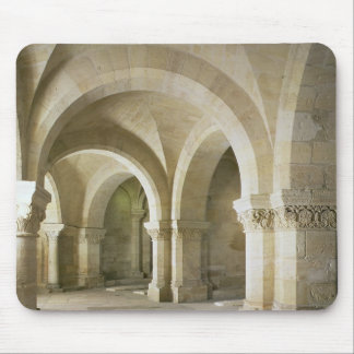 The Crypt, c.1144 (photo) Mouse Pad