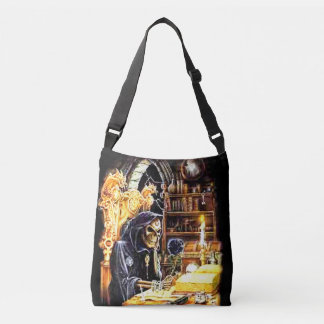 The Crypt Keeper Crossbody Bag