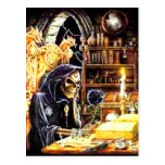 The Crypt Keeper Post Card