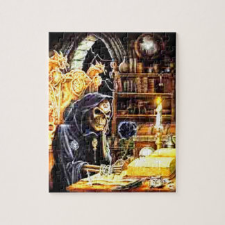 The Crypt Keeper Jigsaw Puzzles
