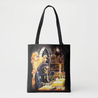 The Crypt Keeper Tote Bag